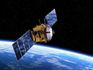 system łączności satelitarnej