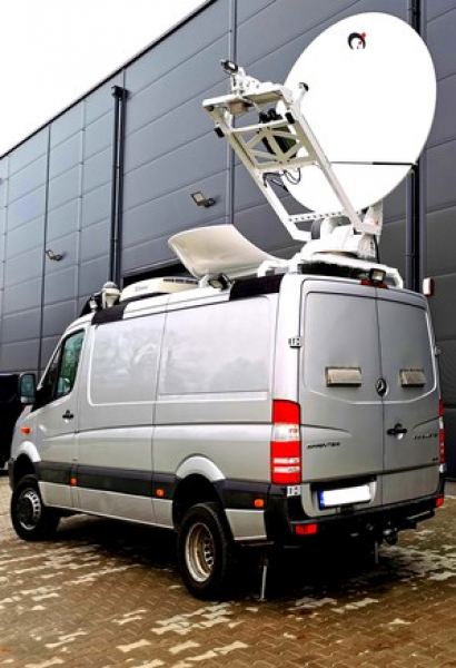 Satelita Drive away/on the move
