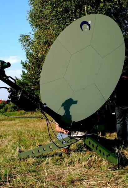 Satelita Flyaway